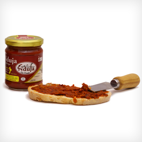 "La 'Nduja ""Vasetto 180gr/212ml"""