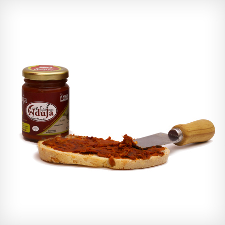 "La 'Nduja ""Vasetto 90gr/106ml"""